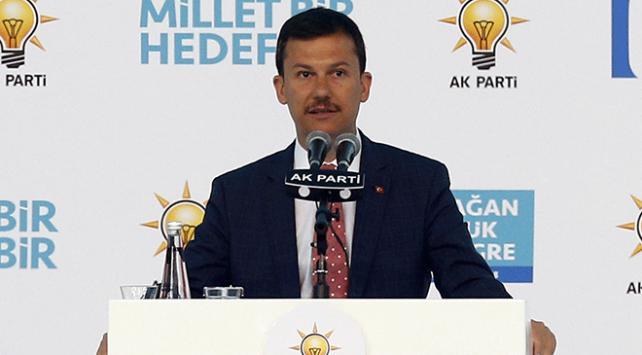 AK Parti Genel Sekreteri Şahin: Tabanın sesine daha fazla kulak vereceğiz