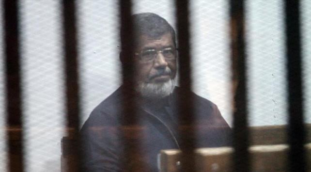 Mısırda Mursi ve bin 589 kişinin mal varlığına el konuldu