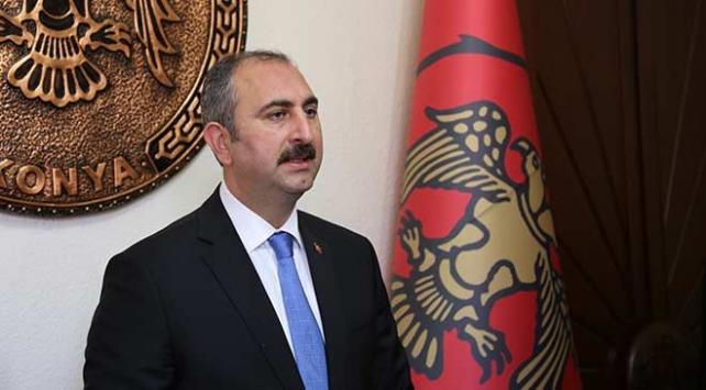 Adalet Bakanı Gül: Başarılı bir operasyon olmuştur