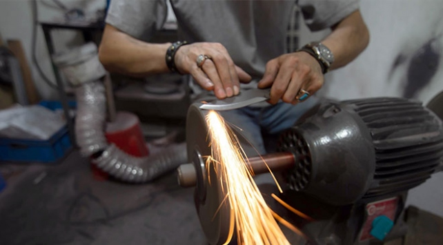 4 kuşaktır el yapımı tasarım bıçak üretiyorlar