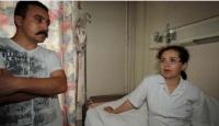 Hamile Hemşireye Tekme Attı