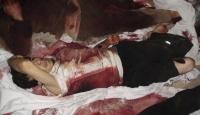 Şam'ın Kenar Semtlerinde Katliam