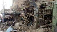 Irak'ta Patlamalar: 8 Ölü
