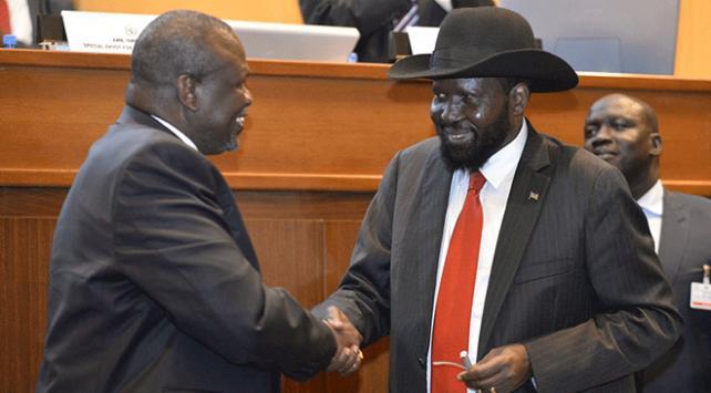 Güney Sudanda yıllardır süren iç savaş sona erdi