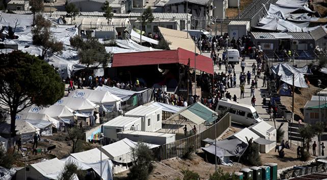 Yunan adalarındaki mülteci kampları alarm veriyor