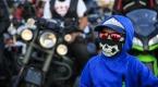 Motosiklet tutkunlarından lösemiyi yenen Yusuf Egeye sürpriz