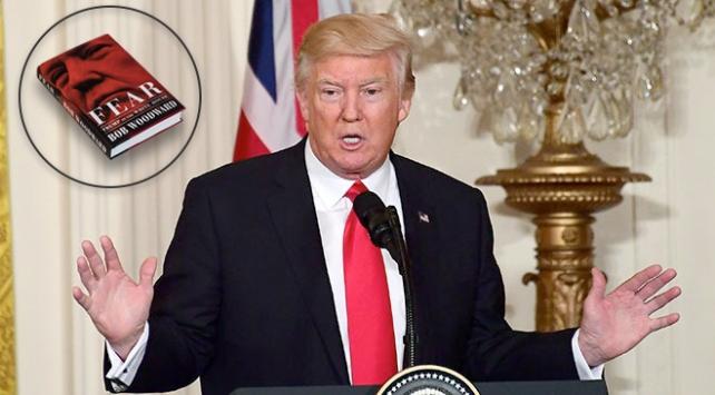 Korku: Beyaz Sarayda Trump kitabı, ABDde satış rekoru kırdı