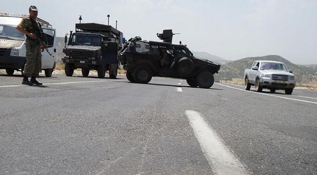Bingölde 23 alan özel güvenlik bölgesi ilan edildi