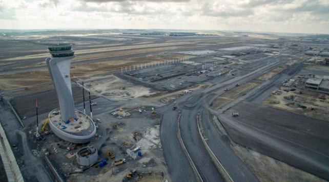Yeni Havalimanı toplu ulaşım ihalesi iptal edildi