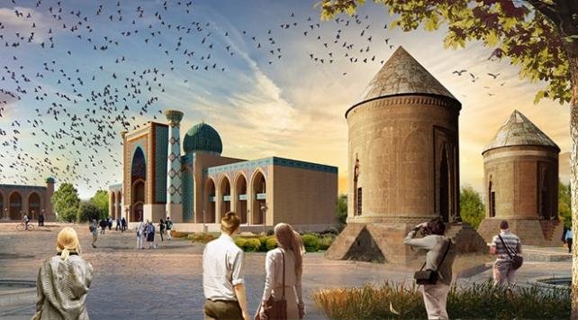 """Ahlat """"Kubbet-ül İslam"""" ruhuyla turizme kazandırılıyor"""