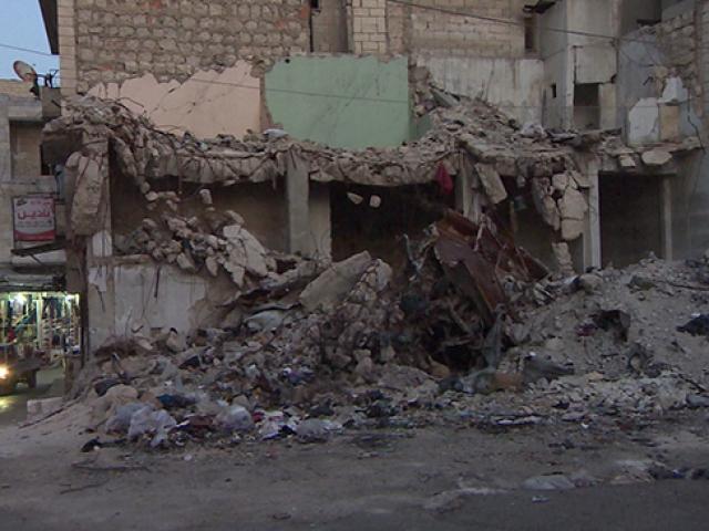 TRT Haber muhaliflerin son kalesi İdlibin merkezinde