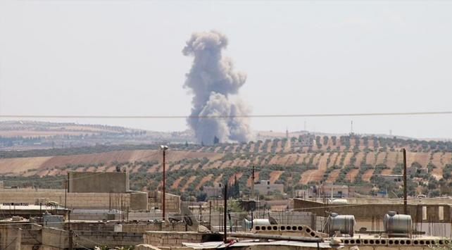 BMden İdlibdeki siviller için koordinat paylaşımı