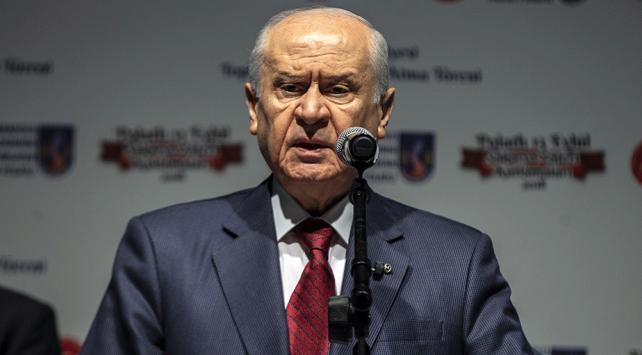 MHP Genel Başkanı Bahçeli: Enflasyona eğilmeyeceğiz kura boyun eğmeyeceğiz
