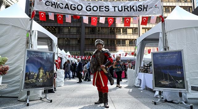 ABDde 15. Chicago Türk Festivali başladı