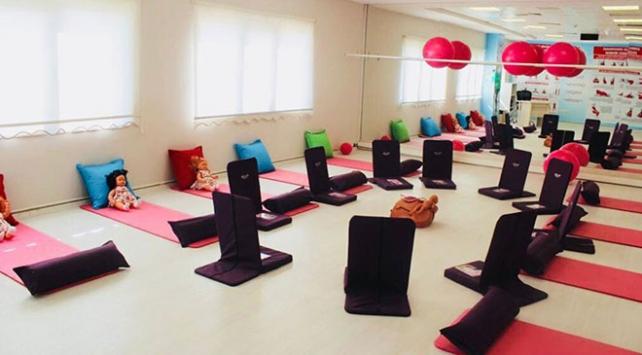 Mardinde Gebe Eğitim Okulu açıldı