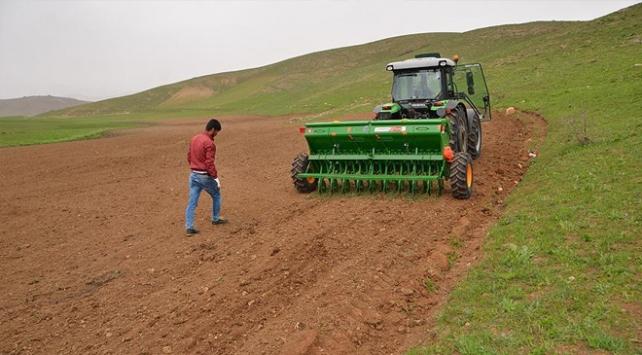 Hazine arazileri 10 yıla kadar çiftçilere kiralanacak