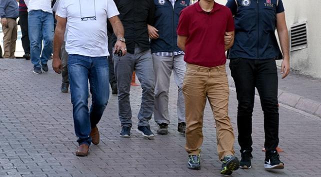 FETÖnün örgüt sorumlularına operasyon: 7 gözaltı