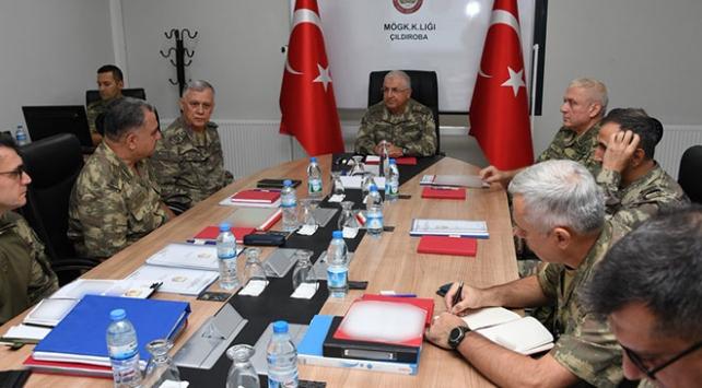 Genelkurmay Başkanı Yaşar Güler Gaziantep ve Hatayda