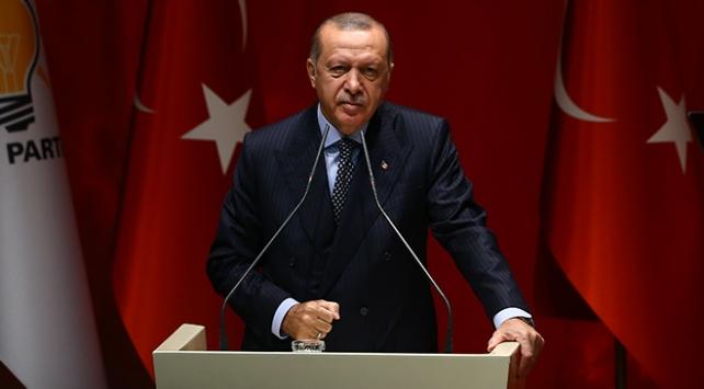 Cumhurbaşkanı Erdoğan: Şu an sabır safhasındayım