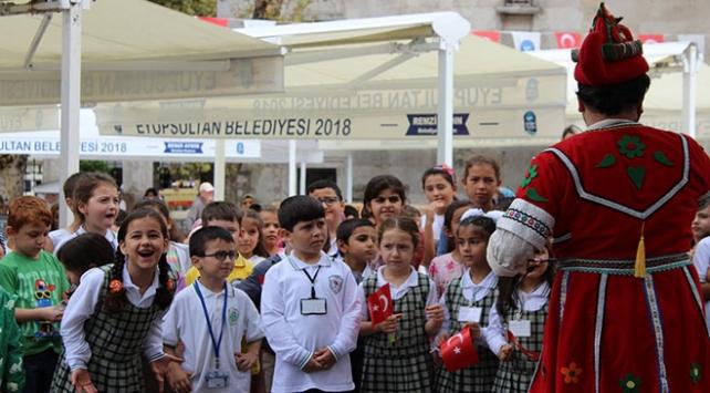 Osmanlının Amin Alayları geleneğiyle Eyüpsultanda etkinlik
