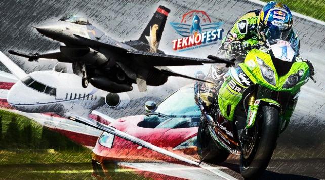 Dünyanın en hızlı araçları TEKNOFESTte yarışacak