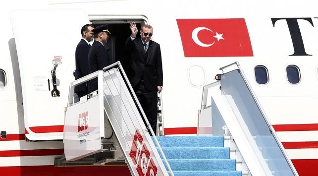 Cumhurbaşkanı Erdoğan Azerbaycana gidecek