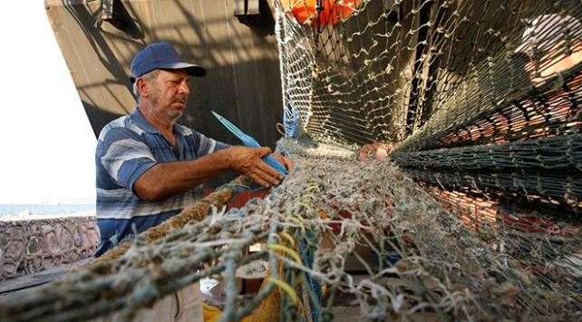 """Doğu Akdenizde balıkçılar """"Vira bismillah"""" demeye hazır"""