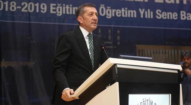 Milli Eğitim Bakanı Selçuk: Okullarımızın arasındaki fark azalırsa Türkiyedeki fark azalır