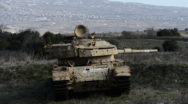 İsrail Gazzeyi vurdu