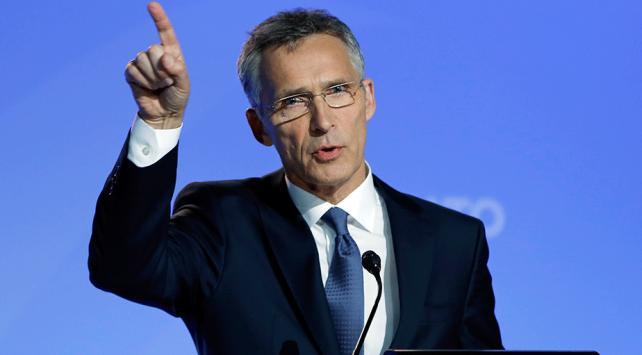 NATO Genel Sekreteri Stoltenbergden Türkiye ve S-400 açıklaması