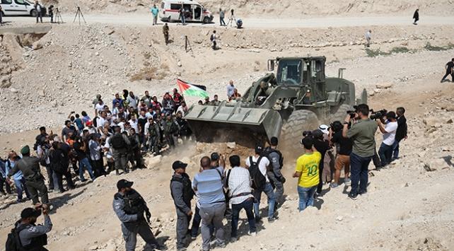 """Filistinden İsraile """"uluslararası dava"""" uyarısı"""