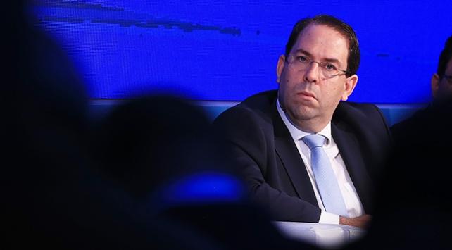 Tunus Başbakanı Şahidin parti üyeliği donduruldu