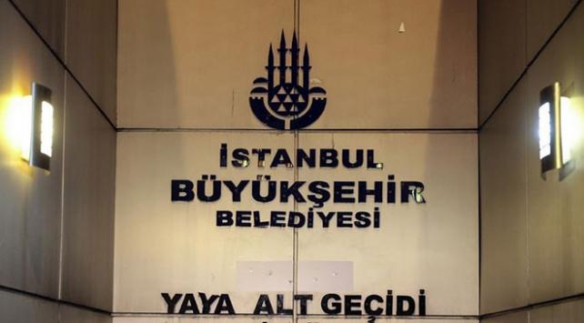 Trumpın adı İstanbuldaki alt geçitten kaldırıldı
