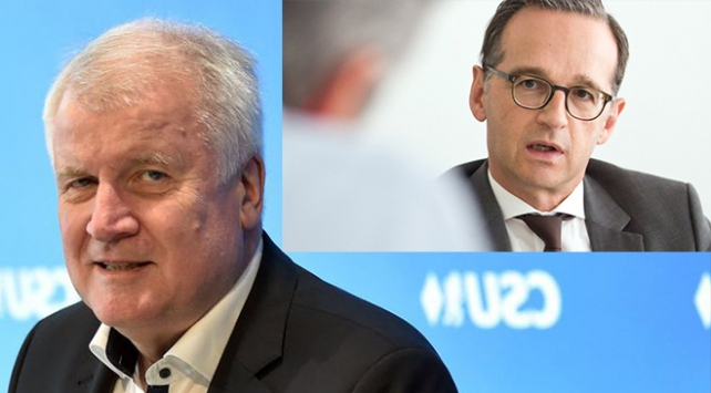 Almanyada bakanlar arasında söz düellosu