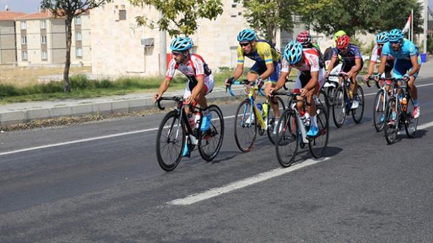 Uluslararası Kapadokya Bisiklet Turunda Nevşehir-Erciyes etabı tamamlandı