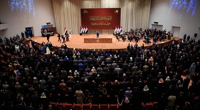 Irak meclisinin yeni başkanı Muhammed Halbusi oldu