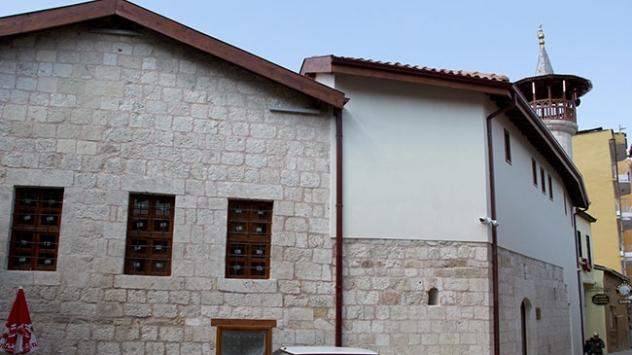 Hatayda tarihi Nakip Camii restore edildi