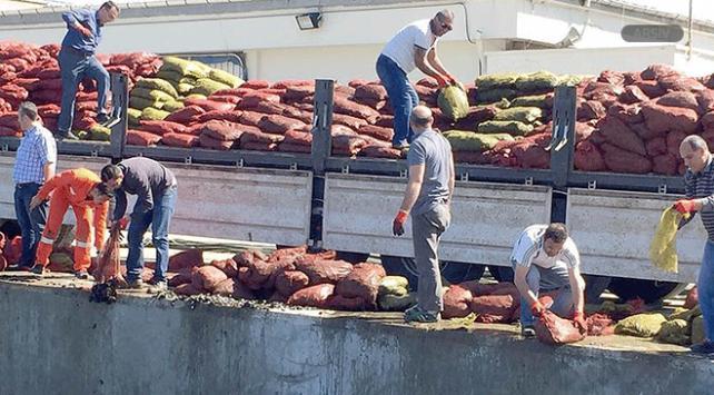 İstanbulda yasa dışı midye avlayanlara suçüstü
