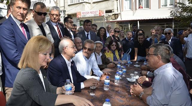 CHP Genel Başkanı Kemal Kılıçdaroğlu: Türkiye aydınlığa çıkacak