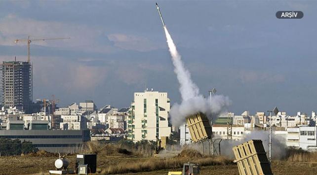 """""""İsrailden Şama füze saldırısı"""" iddiası"""