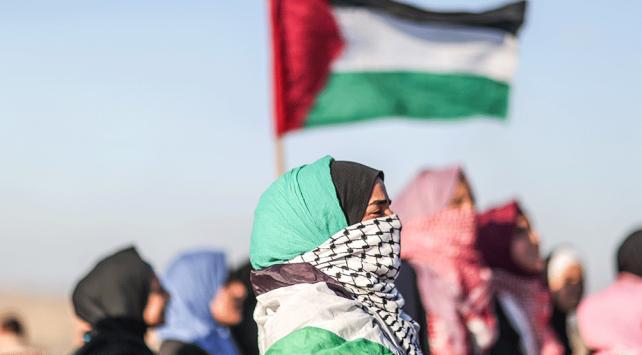 BAE ile Ürdün Filistine destek konusunda hemfikir