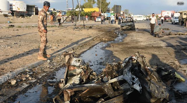Irakta terör örgütü DEAŞ saldırısı: 3 ölü, 6 yaralı