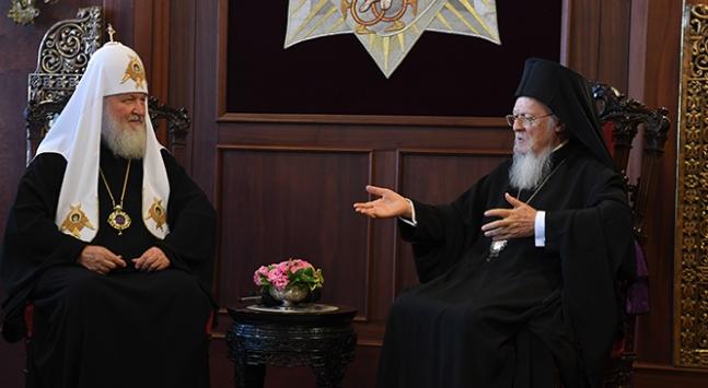 Rus Ortodoks Kilisesinden Fener Rum Patrikhanesi kararı