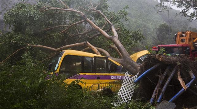 Filipinlerdeki Mangkhut tayfununda ölü sayısı 64e çıktı
