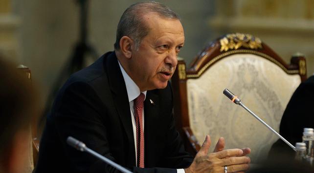 Cumhurbaşkanı Erdoğan: Eğitim-öğretimde tarihi değişimlere hazırlanıyoruz