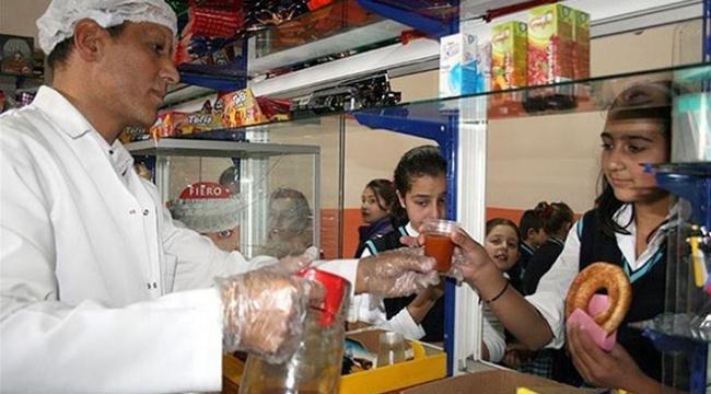 """""""Kantinlerde hazır gıda satışına izin verilmesin"""" çağrısı"""