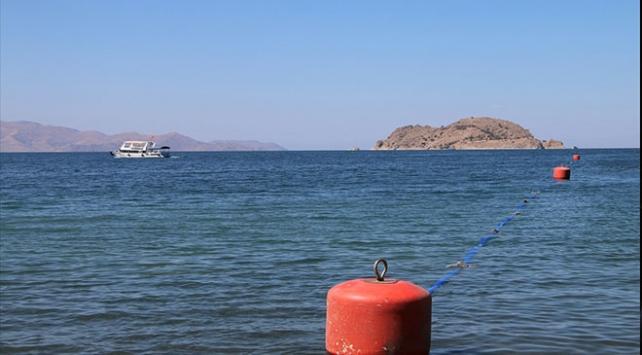 Akdamar Adası tatlı suya kavuşuyor