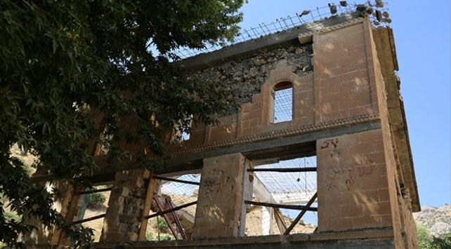 Diyarbakır Ulu Cami restore ediliyor