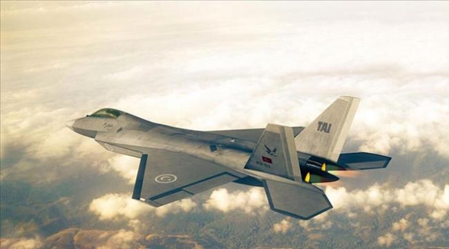Milli Muharip Uçağının ilk prototip uçuşu 2023te yapılacak
