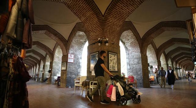 Bursayı tekstil kenti yapan mekan: Koza Han